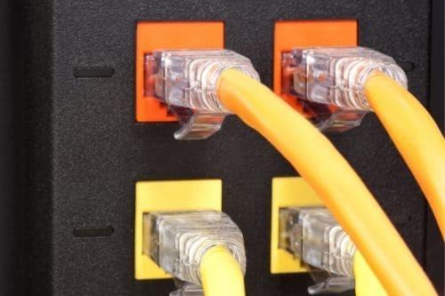 Câble informatique pour entreprise