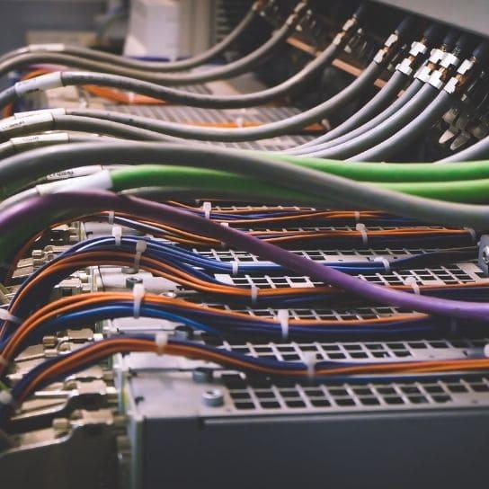 Câblage électrique industriel