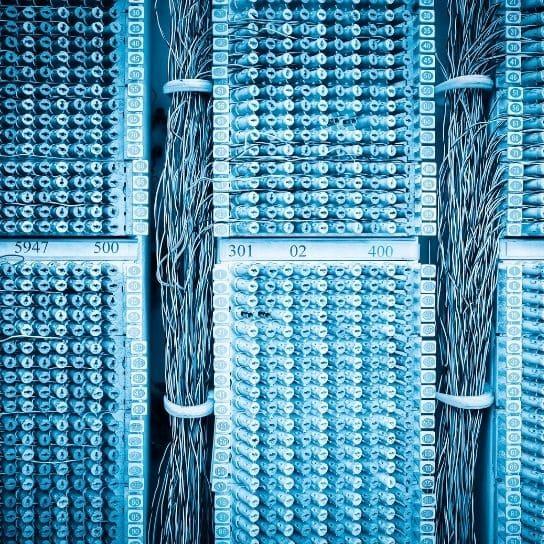 Câblage téléphonique en province de Liège