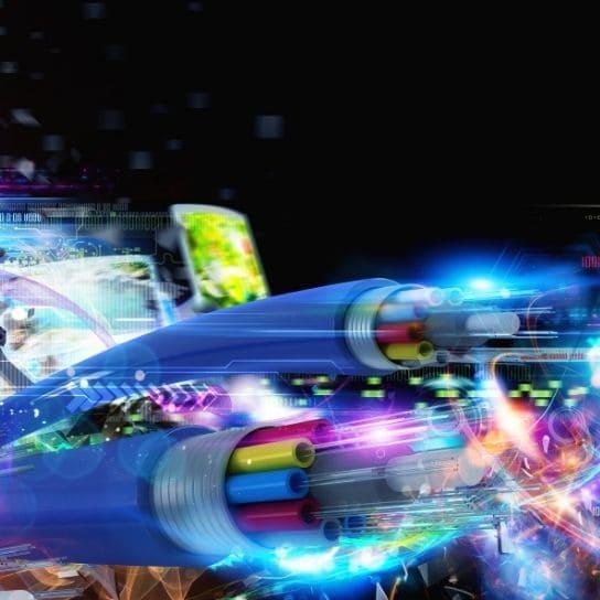 Entreprise câblage fibre optique